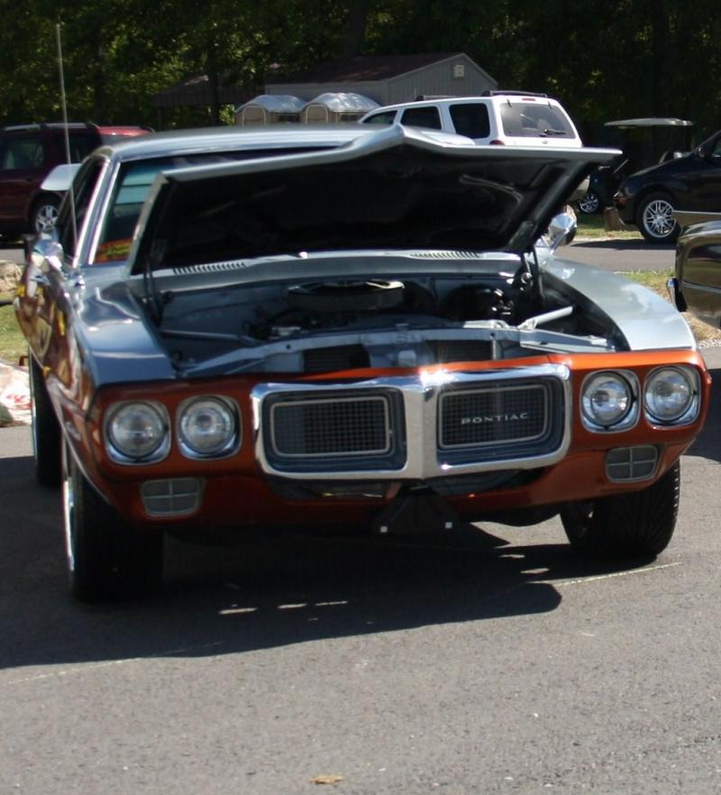 1969 Pontiac Fire Bird - People's Choice Winner