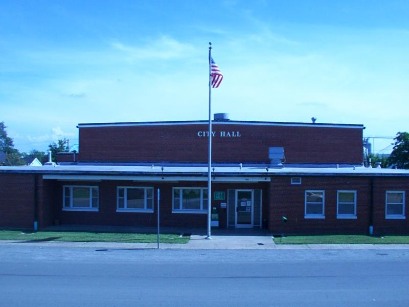 Livermore City Building