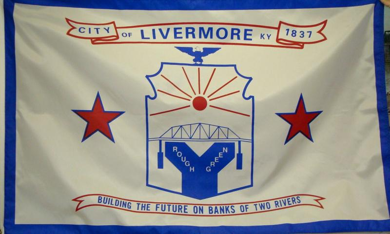 Livermore City Flag