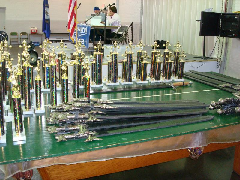 Trophy & Sword Awards