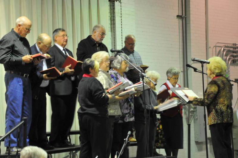 General Baptist Church Choir