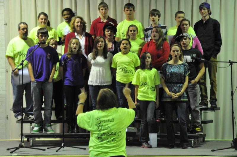 United Methodist Church Youth Choir
