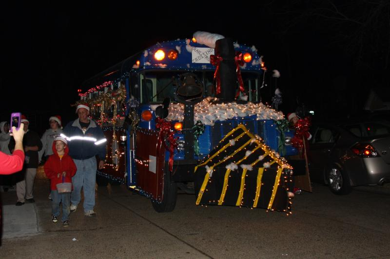 Calhoun Christian - Fourth Place Winning Float