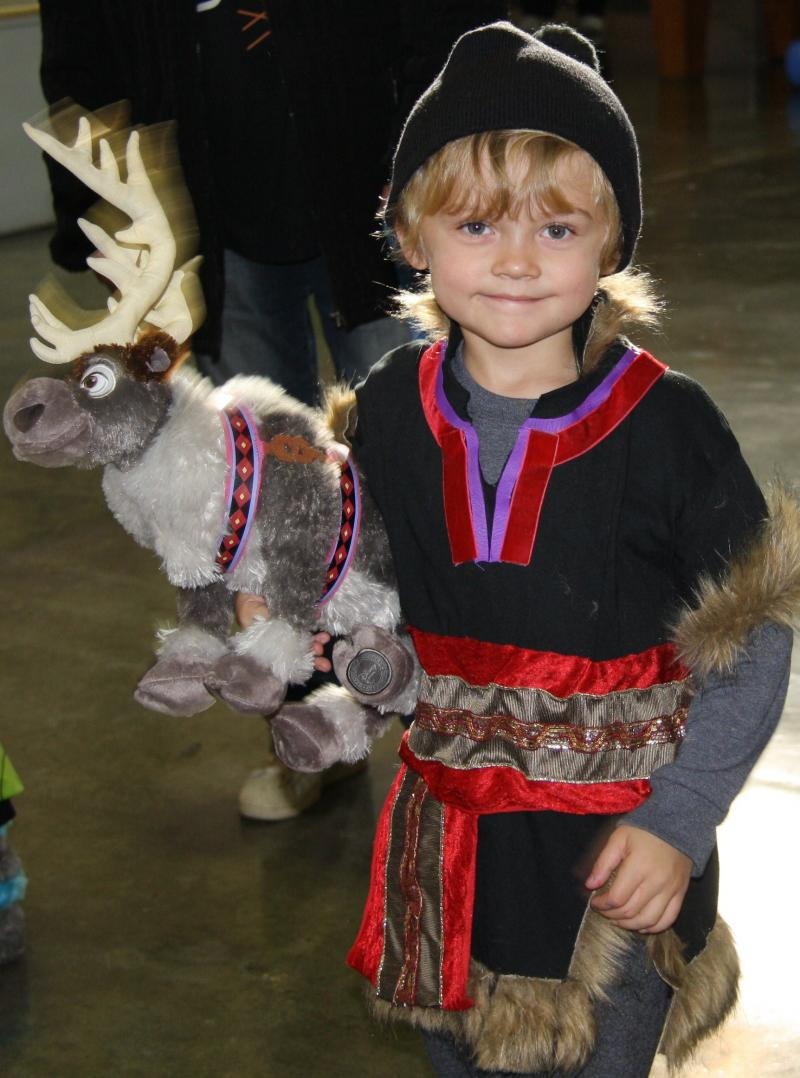 "1-5 Year Category: Most Original: ""Frozen Kristoff"" - Connor Logsdon"