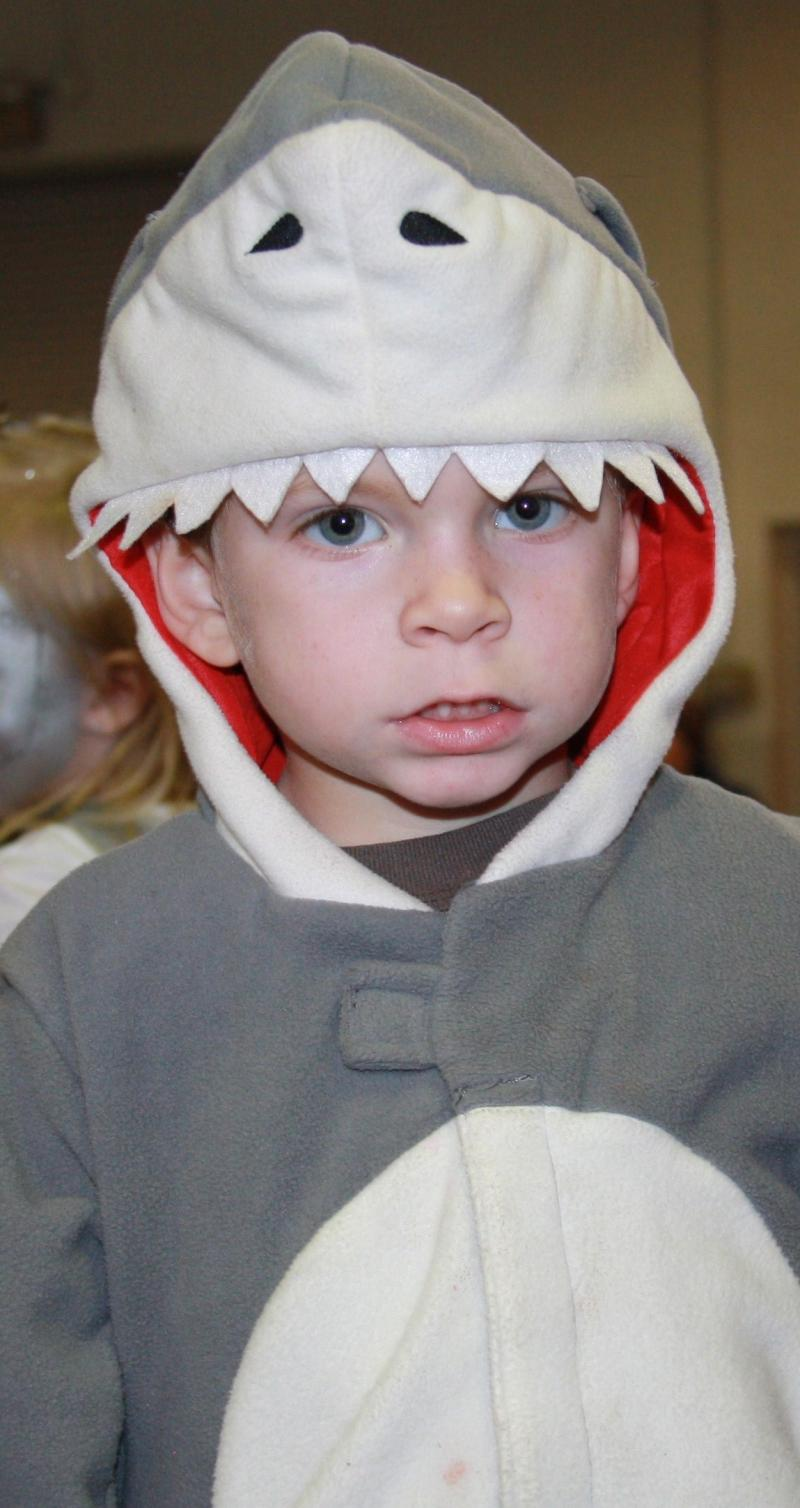 "1-5 Year Category: Ugliest:  ""Shark"" - Travis Robey"