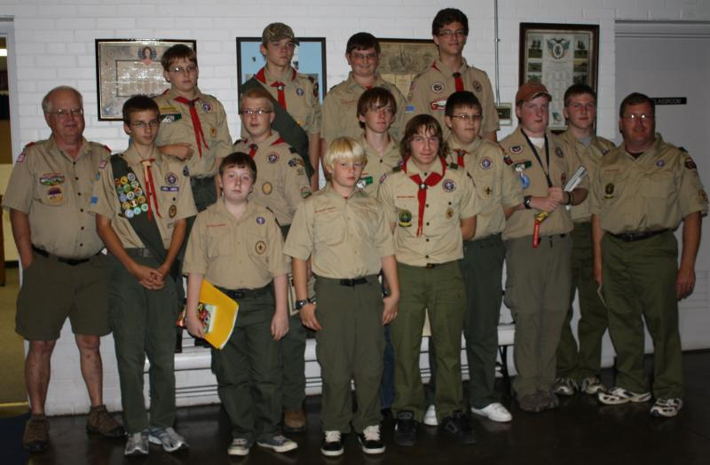 Boy Scout Troop 35