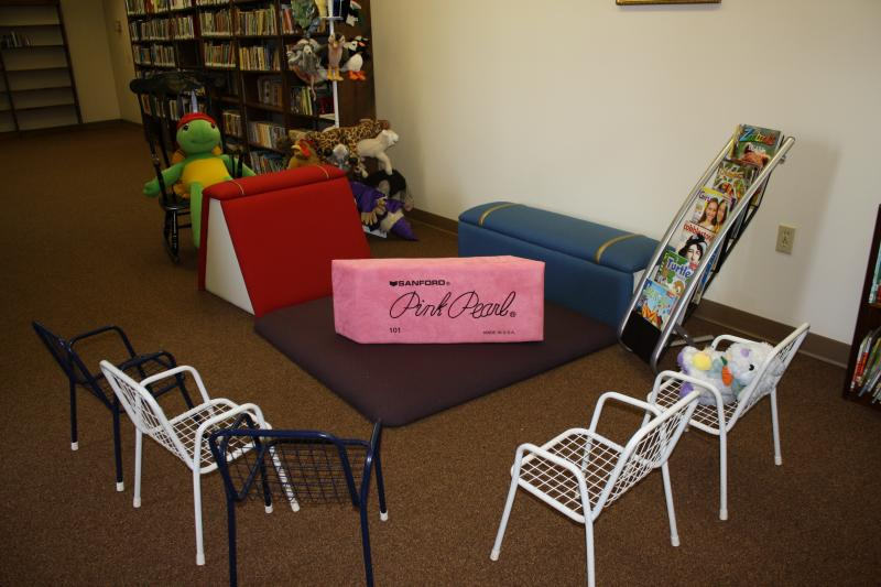 Library's Children area